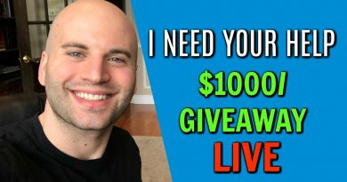 I NEED YOUR HELP! GIVEAWAY! $1000 IN AMAZON GIFT CARDS For your feedback