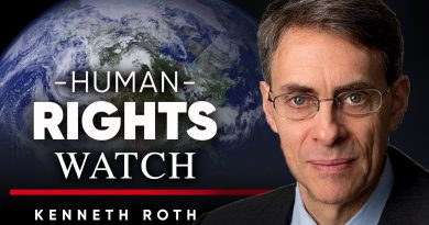KENNETH ROTH - HUMAN RIGHTS WATCH: How We Can Stop China From Abusing Human Freedom | TRAILER