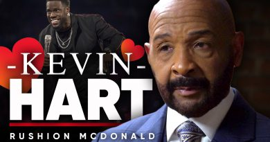 KEVIN CONTROLS THE NARRATIVE: Kevin Hart Will Win An Oscar One Day | Rushion McDonald London Real