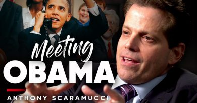 MEETING BARACK OBAMA: How I Got To Know The Former US President | Anthony Scaramucci On London Real