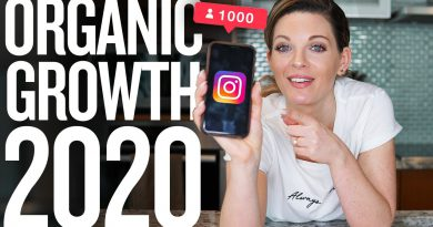 MY 2020 INSTAGRAM GROWTH STRATEGY