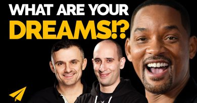 My DREAM Was to BE A STAR... Now I WANT THIS! | Will Smith | #Entspresso