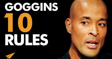 Navy Seal David Goggins | These Are The SECRETS To MASSIVE SUCCESS!