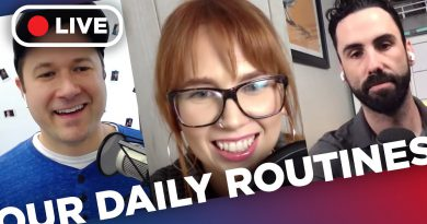 Our Daily Routines as Full-Time Creators and Strategists