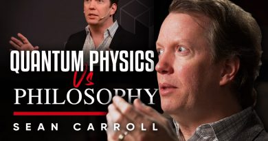 Quantum Physics & Philosophy: Are Physicists & Philosophers Similar? | Sean Carroll On London Real