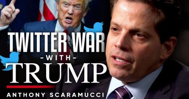 SOCIAL MEDIA WAR: Donald Trump Attacked Wife & Family On Twitter | Anthony Scaramucci - London Real