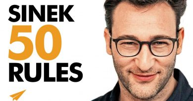 The GOLDEN Circle & Start With WHY | Simon Sinek's Ultimate Guide to SUCCESS