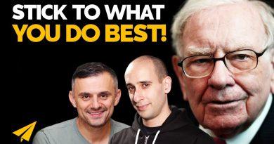 The SECRET to SUCCESS | Warren Buffett | #Entspresso
