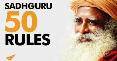 Top 50 Success PRINCIPLES to Learn From Sadhguru
