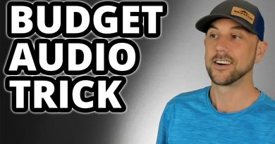 #1 Trick To Record High Quality Audio On A Tight Budget