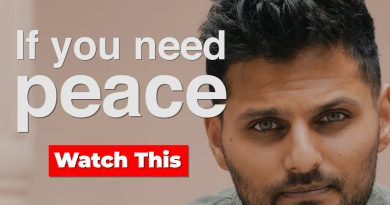 3 Things to do for Peace | by Jay Shetty