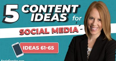 5 Content Ideas to Post on Social Media That Provide Value [Ideas 61 - 65]