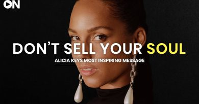 Alicia Keys ON: Permission To Be More Yourself & The Gift Of Saying No