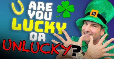 Are you Lucky or Unlucky? - Scooter Braun & Grant Cardone