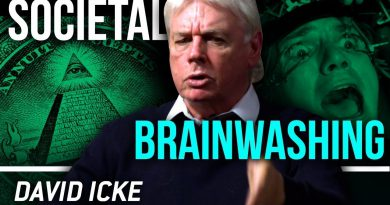 "BRAINWASHING & MIND CONTROL: Why David Icke Has Been Called Crazy By ""Many Idiots"" For His Opinions"