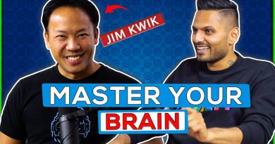 Brain Expert ON How To Learn Faster, Remember More & Find Your Superpower
