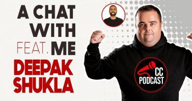 Craig Campbell Podcast, Deepak Shukla interviews Craig Campbell