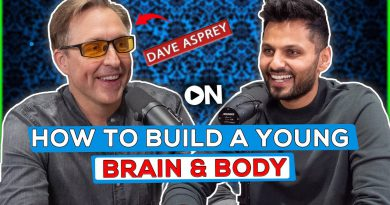 Dave Asprey : ON How To Build A Young Brain And Body For Life