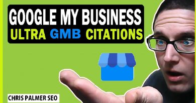 GMB SEO: Google My Business Optimization 2020