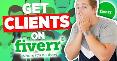 HOW TO GET SMMA CLIENTS ON FIVERR (Social Media Marketing Agency)