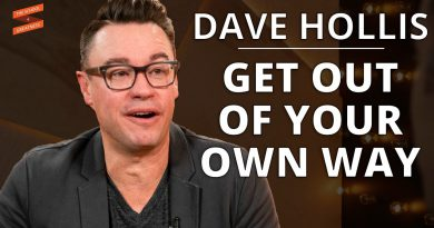 How To SUCCEED And GET AHEAD In Life - Get Out Of Your Own Way! | Dave Hollis and Lewis Howes