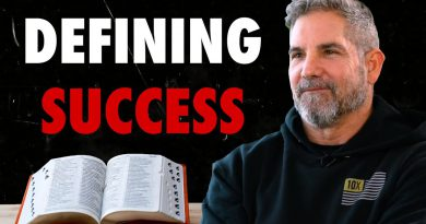 How does Grant Cardone define success