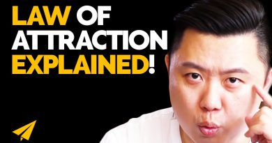 How the LAW OF ATTRACTION Actually WORKS! | Dan Lok | #Entspresso
