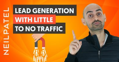 How to Generate Leads When You Have Little to No Traffic