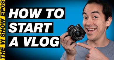 How to Vlog #VIShow 08