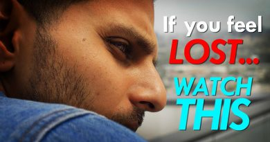 If You Feel Lost - WATCH THIS | by Jay Shetty