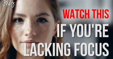 If You're Lacking Focus - WATCH THIS | by Jay Shetty