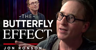 JON RONSON - THE BUTTERFLY EFFECT: How FREE PORN Ruined The Lives Of Sex-Workers |  TRAILER
