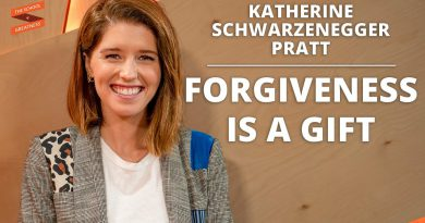 Katherine Schwarzenegger Pratt : The Power Of Forgiveness with Lewis Howes