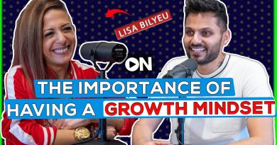 Lisa Bilyeu: ON The Importance Of Having A Growth Mindset & Keeping Agreements With Your Partner
