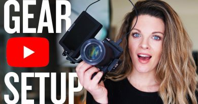 MY *NEW* YOUTUBE EQUIPMENT (LIGHTS, CAMERA, AUDIO!) *CONTEST ENDS MARCH 9, 2020*