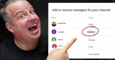 NEW! Add Editors & Managers to Your YouTube Channel