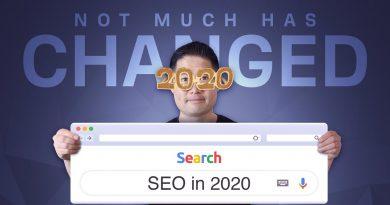 SEO in 2020: It Hasn't Changed (Much)