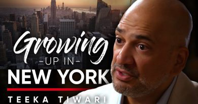 THE MEANING OF HARD WORK: How Teeka Survived Moving From The UK To New York At 16 | Teeka Tiwari