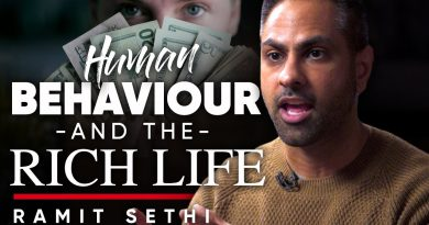 THE RICH LIFE: How You Can Have A Richer Life Both Financially & Emotionally | Ramit Sethi