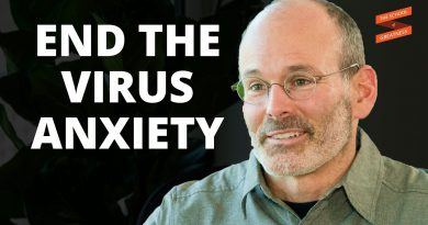 The 3 WAYS To Keep Coronavirus ANXIETY From Going VIRAL | Judson Brewer & Lewis Howes
