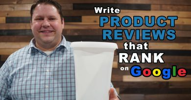 Write Product Reviews That Rank #1 on Google Every Time