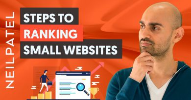 6 Actionable Steps For Better Rankings With Small Websites