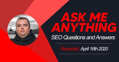 Ask Me Anything, SEO Questions and Answers, Learn SEO