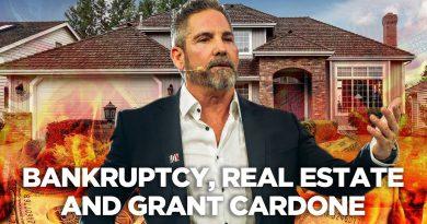 Bankruptcy and Grant Cardone