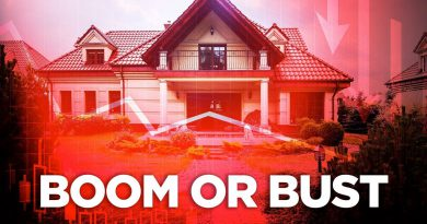 Boom or Bust - Real Estate Investing with Grant Cardone