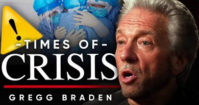 CORONAVIRUS IS THE WAKE UP CALL WE NEED: How COVID-19 Can Bring Our Species Together | Gregg Braden