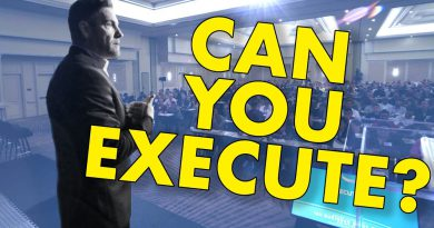 Can You Execute? - Grant Cardone