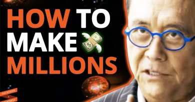 DO THIS To Make MILLIONS In A Market Crash (Become A Millionaire)| Robert Kiyosaki & Lewis Howes