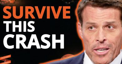 Do THIS To SURVIVE A Market CRASH & Become A MILLIONAIRE | Tony Robbins & Lewis Howes