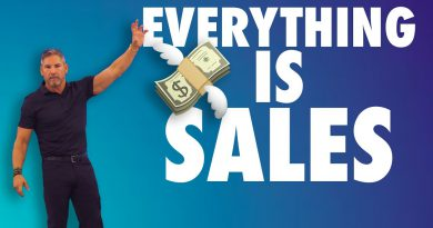Everything is Sales - Grant Cardone